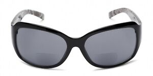 """The Fashionista"" Women's Designer Bifocal Sunglasses - Outdoor Reading Glasses"
