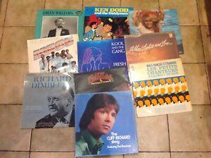 COLLECTION / JOB LOT 100 X LP's  Vinyl Records Various Artist Lot 1