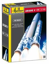 Heller Ariane V ref 80441 escala 1 125