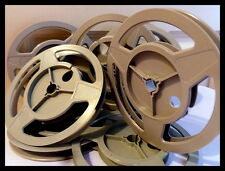 Super 8mm 200ft (60m) Cine Film Spool / Reel - £4.50 EACH - BUY 5 GET ONE FREE