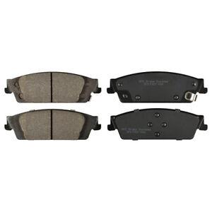 REAR Ceramic Disc Brake Pad For Chevy Silverado 1500 GMC Sierra 1500 Yukon 1707