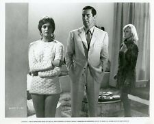 PAUL BURKE CAROL LYNLEY ONCE YOU KISS A STRANGER 1969 5 VINTAGE PHOTOS ORIGINAL