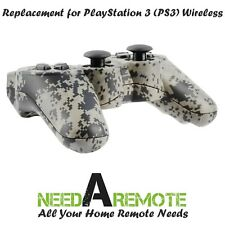 Camo Wireless Bluetooth Game Controller Pad For Sony PS3 Playstation 3 P3