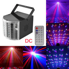 Sound Music Active Stage Lighting LED Crystal Ball RGBWYV Club Disco DJ Lights