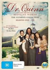 Dr Quinn Medicine Woman: The Ultimate Complete Collection NEW R4 DVD