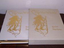Easton Press Deluxe Limited Ed. RIP VAN WINKLE Washington Irving -Arthur Rackham