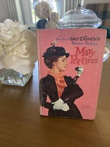 1964 Vintage Hardcover Mary Poppins Book