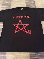 BLOOD OF KINGU Shirt XL, Drudkh, Azarath, Enthroned, Hate Forest, Solefald