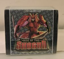 Legend of the Five Rings Rise of the Shogun Booster Box: 48 Packs of 11 Cards