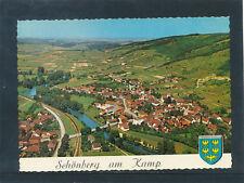 AK aus Schönberg am Kamp, Niederösterreich, Alpine Luftbild   (E20)