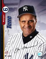 New York Yankees Hall of Famer JOE TORRE  signed autographed 8x10 4x WS Champ