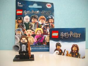 Lego mini figurine série - Harry Potter 1 - personnage n°13
