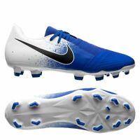 new NIKE PHANTOM VENOM Skin FG Jr Soccer Cleats sz 5.5 Blue Youth football shoes
