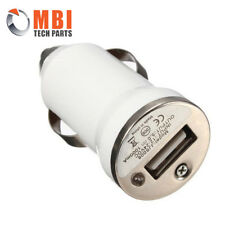 Universal USB Car Cigarette Charger for iPhone 3G 4 5,iPod Touch, Nano. MP3 MP4