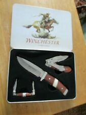 Winchester Limited Edition Knife Set