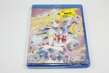 Sailor Moon: Crystal - Set 1 (Blu-ray/DVD, 2016, 4-Disc Set) Region A - New