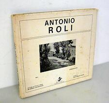 Bugatti,ANTONIO ROLI.Testimonianze critiche,1972[catalogo arte,Bologna