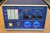 Datavideo DAC-30 Bi-Directional Converter IEEE-1394 DV/Analog/SDI/YUV/S-Video