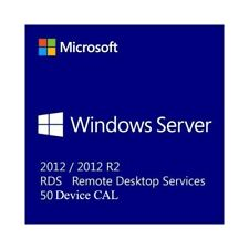 Windows Server 2012 RDS device CAL (50) - Key+Link