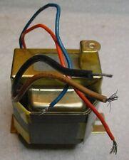 Zebra Power Transformer 10/12Vac 1A Out 110Vac In 10W Pte48U003B Bu2-302 19U42K