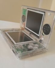 Nintendo DS Lite console New CLEAR shell with charger