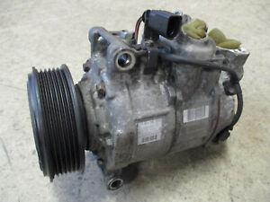 Klimakompressor AUDI A4 B7 8E A6 4F C6 4F0260805S 3.0 V6 Kompressor Klimaanlage