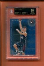 2002-03 TOPPS PRISTINE YAO MING ROOKIE BGS 10 THE ONLY BLACK LABEL RC ALL BRANDS
