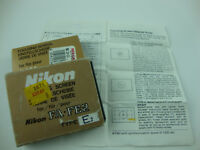 Nikon FA FE2 FM2 Type E2 Split-Image Focusing Screen