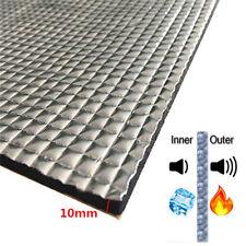 10mm thick Car Door Noise Sound Deadening Acoustic Soundproofing Foam 1m*0.5m