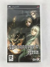 PSP Dragoneer's Aria (2008), Spanish/Portuguese, Brand New & Factory Sealed