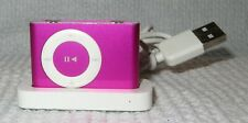 I Pod Shuffle 1gb Pink Working Good Condition