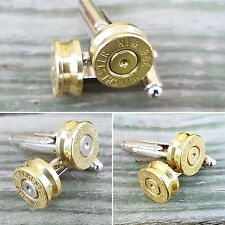 bullet case cufflinks
