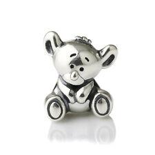 New Cute & Cuddly Baby Koala Bear Sterling Silver Charm Bead, Australian Charm