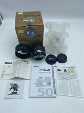 Obiettivo Nikon AFS 50 mm f 1.8 G Nital Autofocus fotografia foto Bokeh