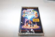 THE PAGEMASTER ORIGINAL SOUNDTRACK CASSETTE JAMES HORNER SEALED