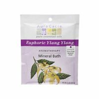 Mineral Bath Euphoric Ylang Ylang 2.5 Oz  by Aura Cacia