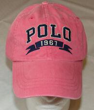 Mens Polo Ralph Lauren hat cap golf casual RD CRL 0123001 adjustable classic