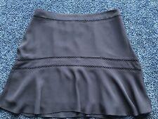 Witchery trim flip mini skirt size 12