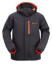 Men's Warm Waterproof Ski Snow Climbing Hiking Warm Sports Jacket Outwear Coat