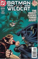 Batman Wildcat Comic Book #2 DC Comics 1997 VERY FINE/NEAR MINT NEW UNREAD