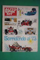 Autosprint 1/1973 Test Fiat X 1/9-ABARTH 124 Rally Lancia Stratos