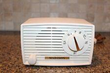 Madison Model-1 Vintage Tube Radio