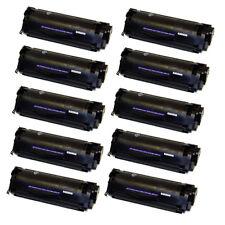 10PK Non-OEM Toner For Canon 104 FX9 FX10  imageclass MF4150 MF4270 D480 D420