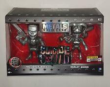 Jada Toys Metals Die Cast Suicide Squad JOKER & HARLEY QUINN SET Hot Topic 2016