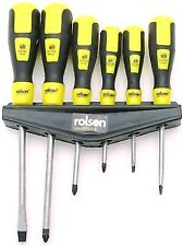 6pc Screwdriver Set - 28572 by Rolson