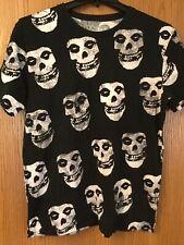 Misfits.  2019 Black Shirt.   XL.