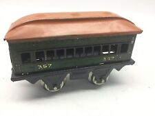 Vintage Girard/ Marx Joy Line 357 Passenger Coach Car