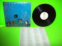 Urban Verbs – Self Titled 1980 Vinyl LP Record Synth-Pop New Wave Talking Heads