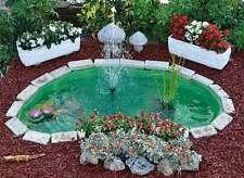 Laghetto giardino in vendita ebay for Laghetto termoformato per tartarughe
