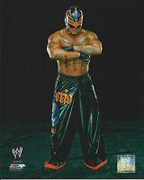 REY MYSTERIO WWE WRESTLING 8X10 LICENSED PHOTO NEW #533